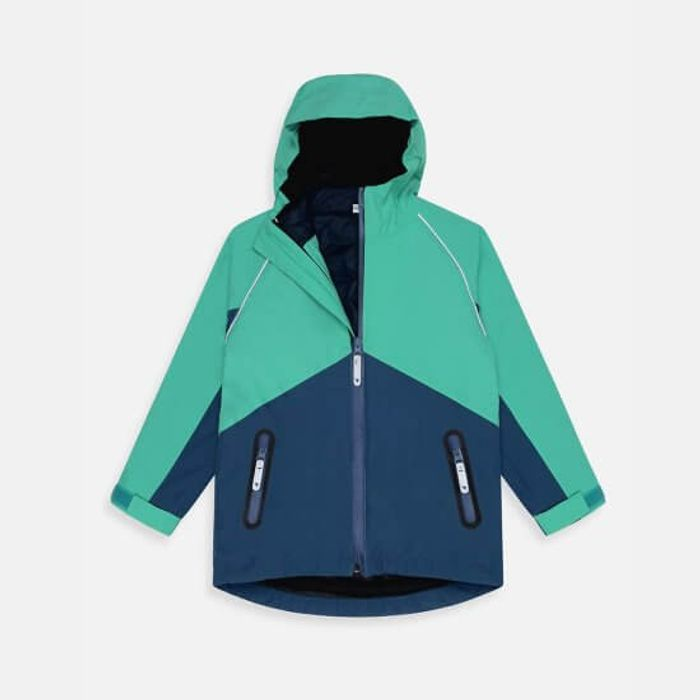Kids Storm Shell Coat on Sale From £55 to £27.5