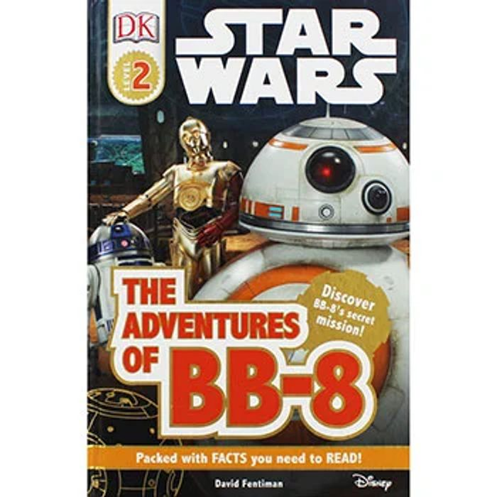 Star Wars - the Adventures of Bb 8