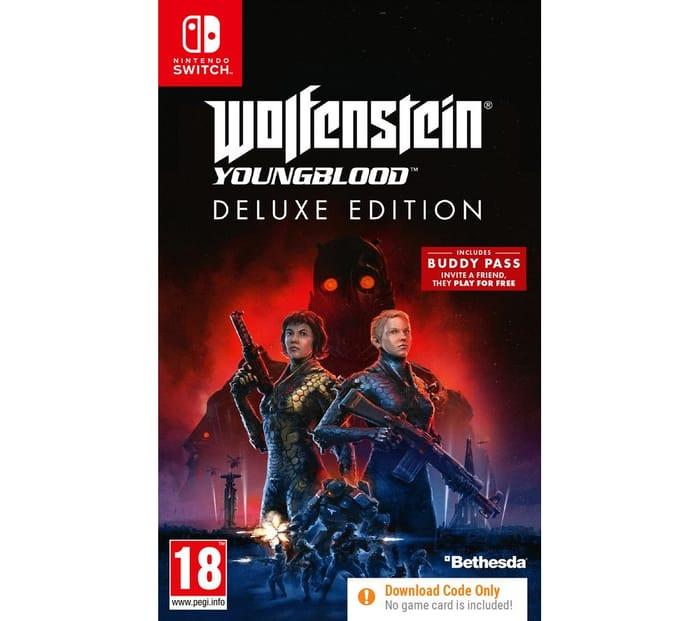 NINTENDO SWITCH Wolfenstein: Youngblood (Download)