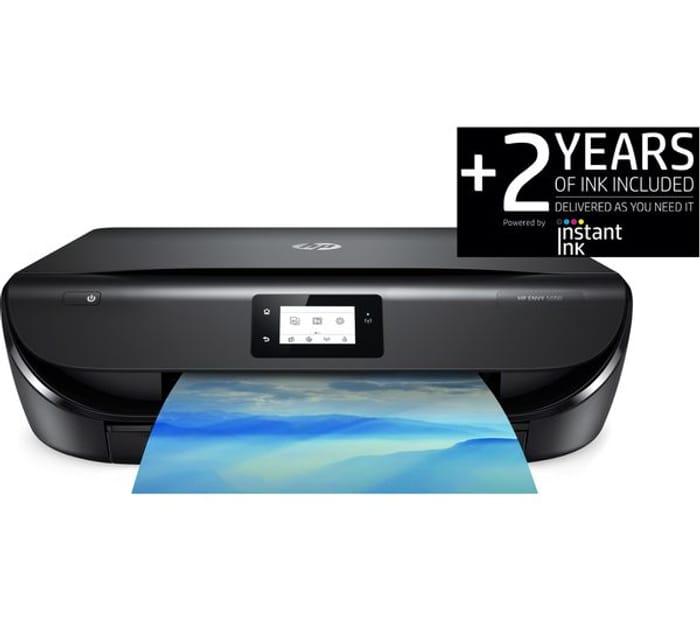 *SAVE over £50* HP Envy 5050 All-in-One Wireless Inkjet Printer + £50 Cashback