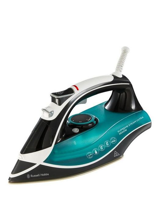 Cheap Russell Hobbs Supreme Steam Iron - 2600W Only £24.99