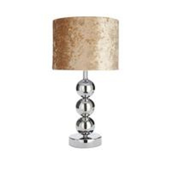 Lottie Table Lamp Down From £19.99 to £11