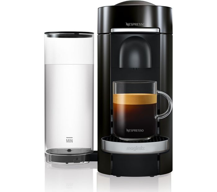 Cheap NESPRESSO by Magimix Vertuo plus M600 Coffee Machine Only £80!