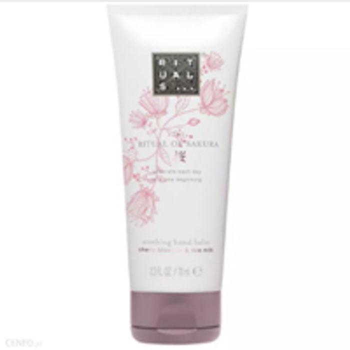 Free Rituals Hand Cream after Cashback