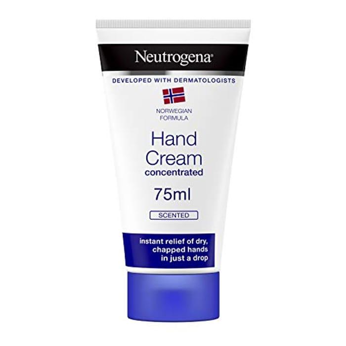 Neutrogena Norwegian Formula Hand Cream  75ml