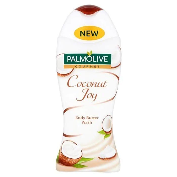 Palmolive Gourmet Coconut Joy Body Butter Shower Gel 250ml