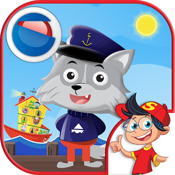 Little Sea Wolf (Children's Puzzle App on Android) Temporarily FREE