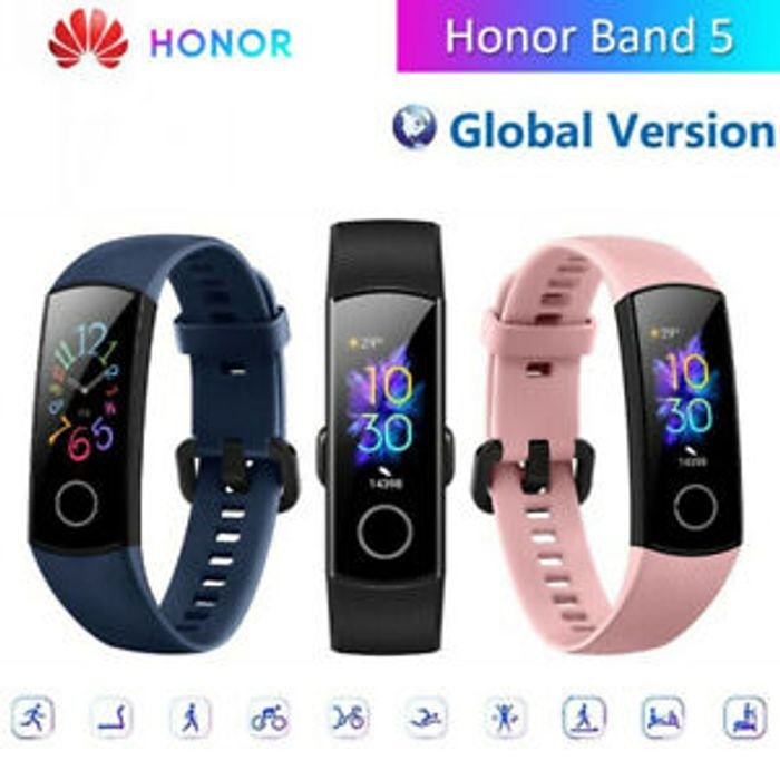 Huawei Honor Band 5 Bluetooth 4.2 Smart Watch