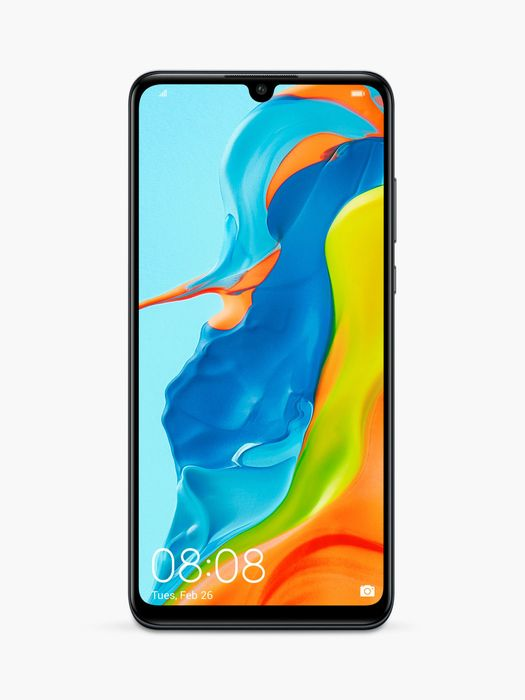 Huawei P30 Lite Smartphone, Android, 4GB RAM, 6.15, 4G LTE, 128GB Only £199.95