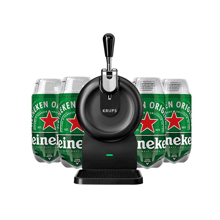Cheap The SUB Compact Heineken Starter Pack - Save £62!