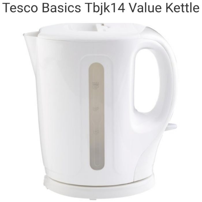 Cheap Tesco Basics Tbjk14 Value Kettle - Only £6.5!