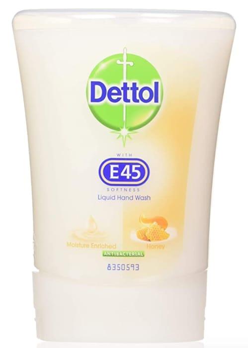 Dettol Antibacterial No Touch Handwash Refill, Honey 250ml