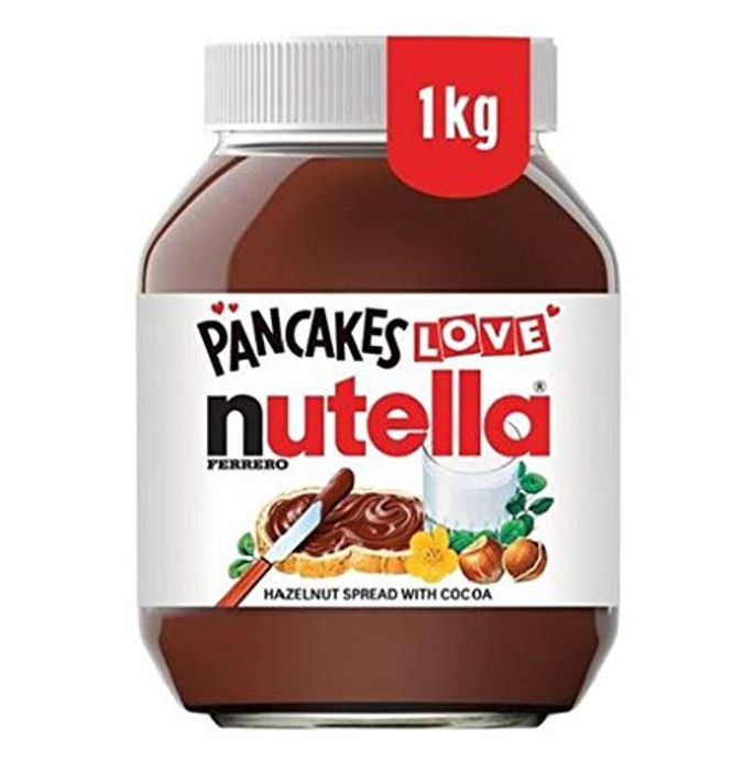 PRE-ORDER Nutella Hazelnut Chocolate Spread 1 Kg Pack of 2 (NOT EXPIRED)