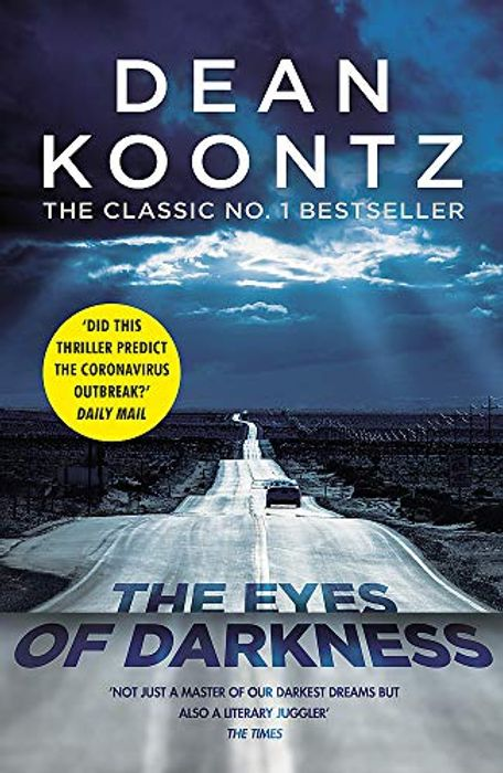 The Eyes of Darkness:gripping Suspense Thriller That Predicted a Global Danger