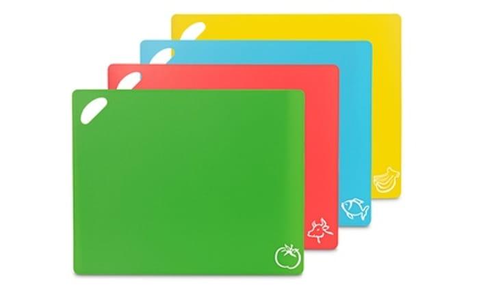 Set of Four Royori Chopping Boards