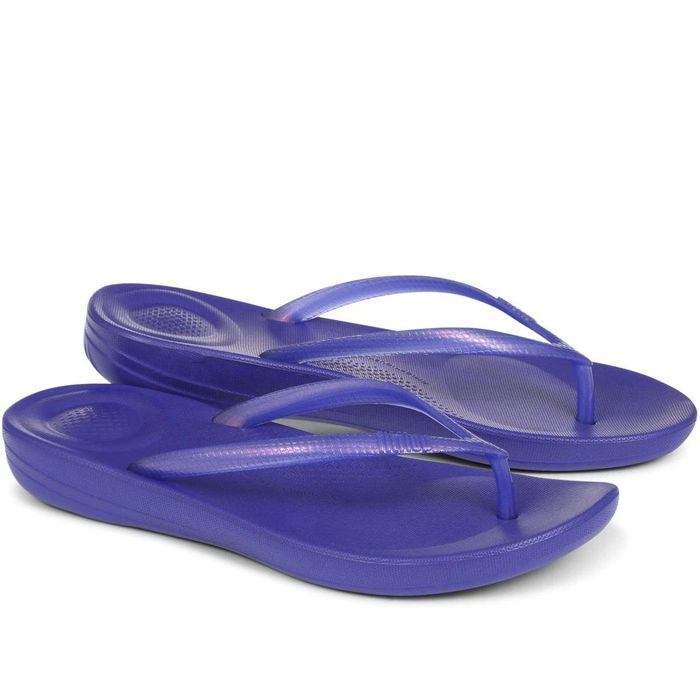 Fitflop Iqushion Pearlised Toe Post - Save £8.4