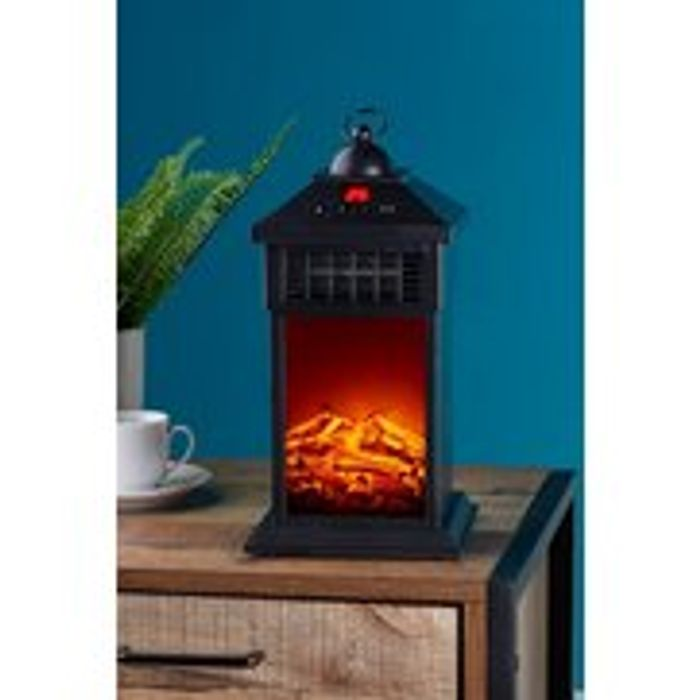 Cheap Personal Lantern Style Heater - Save £8