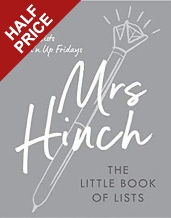 Best Price! Mrs Hinch: The Little Book of Lists (Hardback)