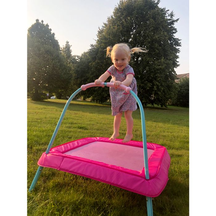 Early Learning Centre Junior Trampoline - FREE DELIVERY