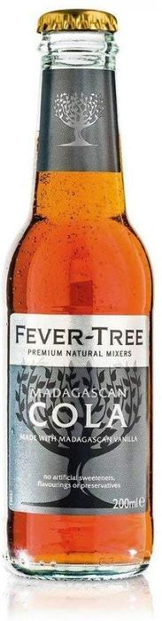Best Price! Fever Tree Madagascan Cola 200ml 5 for £2