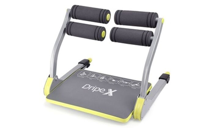 Six-in-One Abdominal Workout Machine
