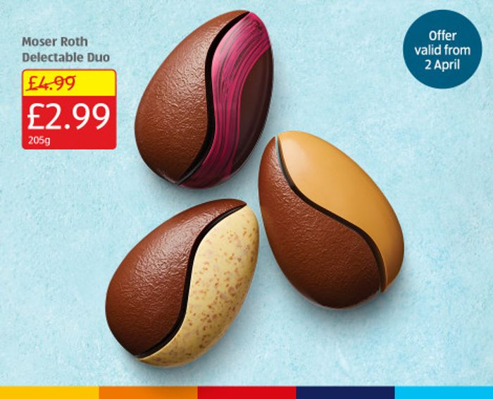 Moser Roth Delectable Duo Egg