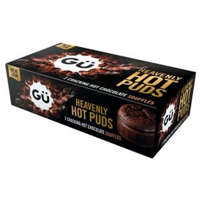 G Hot Chocolate Souffl Desserts