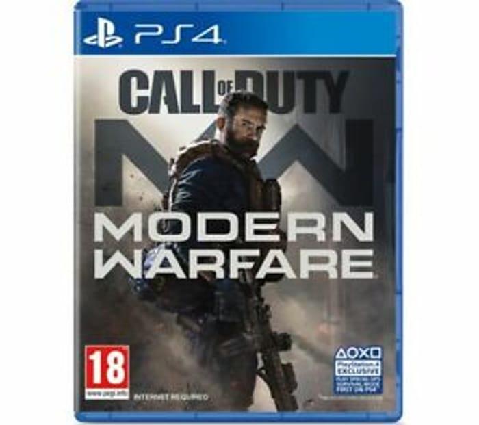 PS4 Call of Duty: Modern Warfare (2019) - Currys