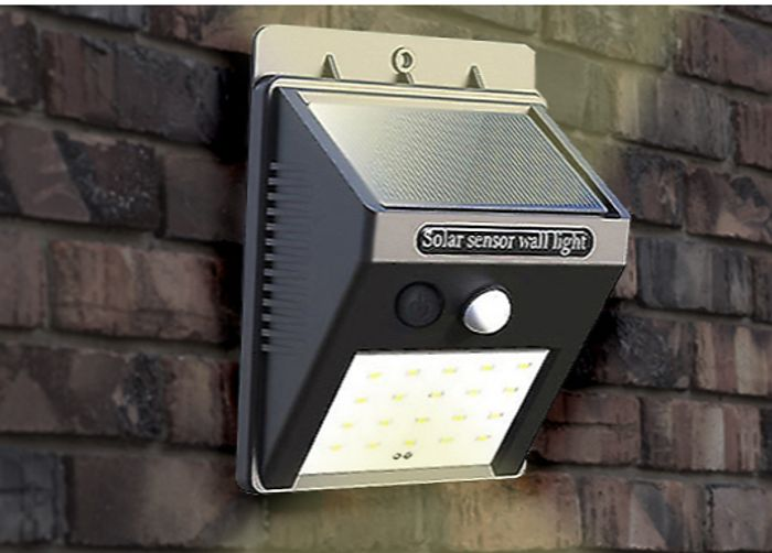 Outdoor Garden Security Lights - 1-4 Lights + EXTRA 10% Off
