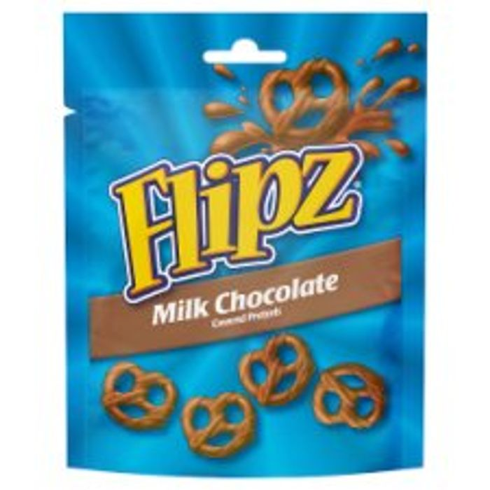 Crunchy Pretzels with a Creamy Chocolate Coating
