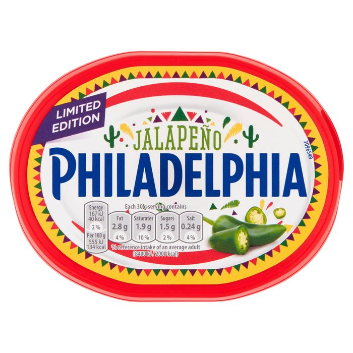 Philadelphia Jalapeno 170G