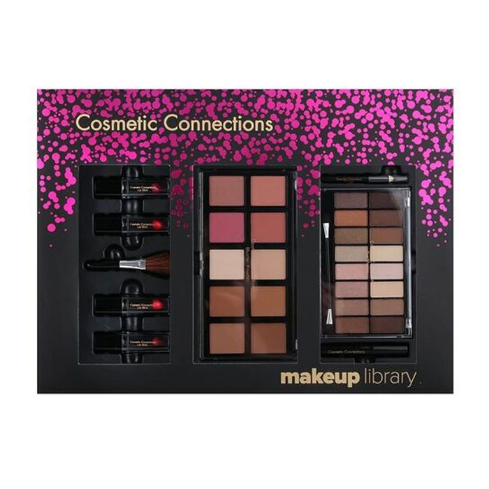 Cheap Royal Cosmetics Connections Makeup Library Set, reduced by £12.79!