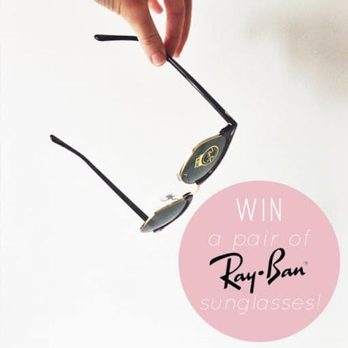 Win a Pair of Ray Ban Glasses!