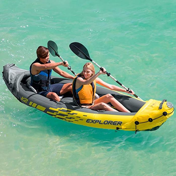 Intex Explorer K2 2 Person Kayak