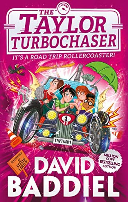 The Taylor Turbochaser: From the Million Copy Best-Selling Author Hardcover