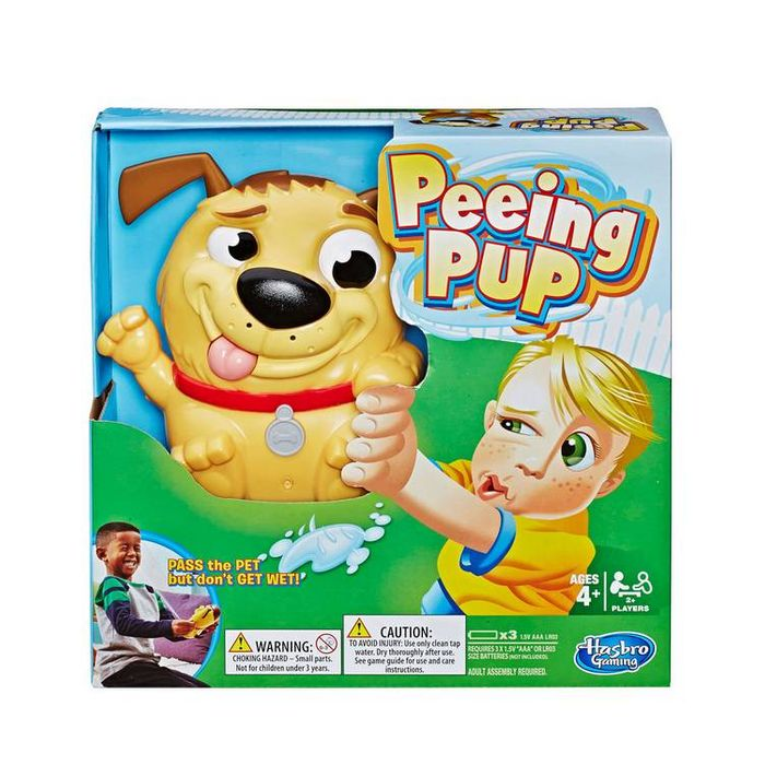 Cheap Hasbro Peeing Pup Game, Only £10.50!