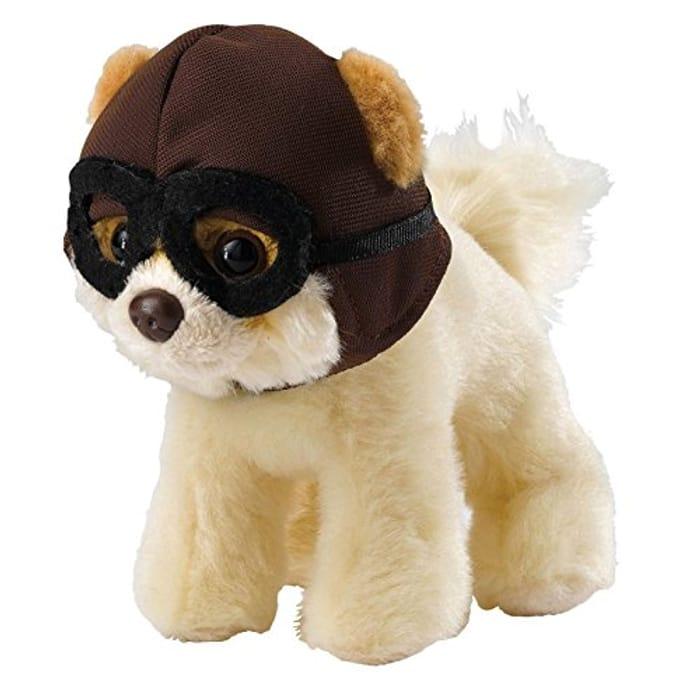 GUND Itty Bitty Boo Pilot Soft Toy - Only £4.49!