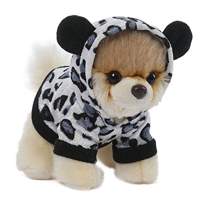 GUND Itty Bitty Boo Leopard Soft Toy FREE DELIVERY