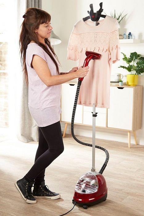 EGL Garment Steamer on Sale From £44.99 to £29.99