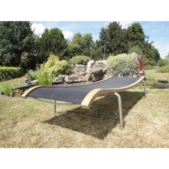 S Line Lister Sun Lounger Down From £199.99 to £99.99