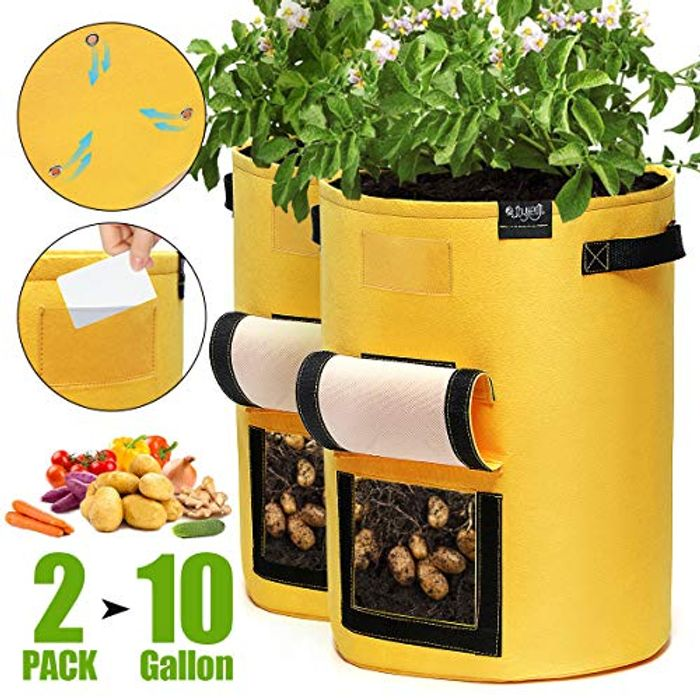 35% off 2 X Potato Growing Bags