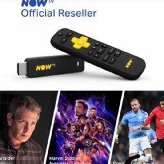 NOW TV Smart Stick with 3 Passes Pre-Installed £19.85 at Boss Deals / Ebay