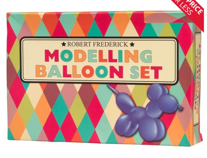 Harlequin Balloon Model Set