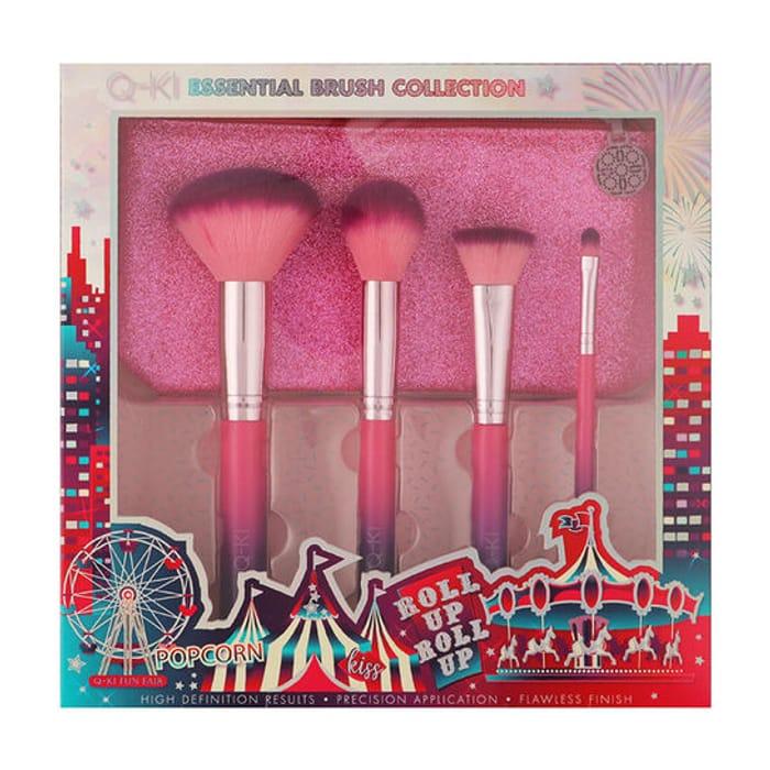 Q KIQ KI Essential Brush Collection