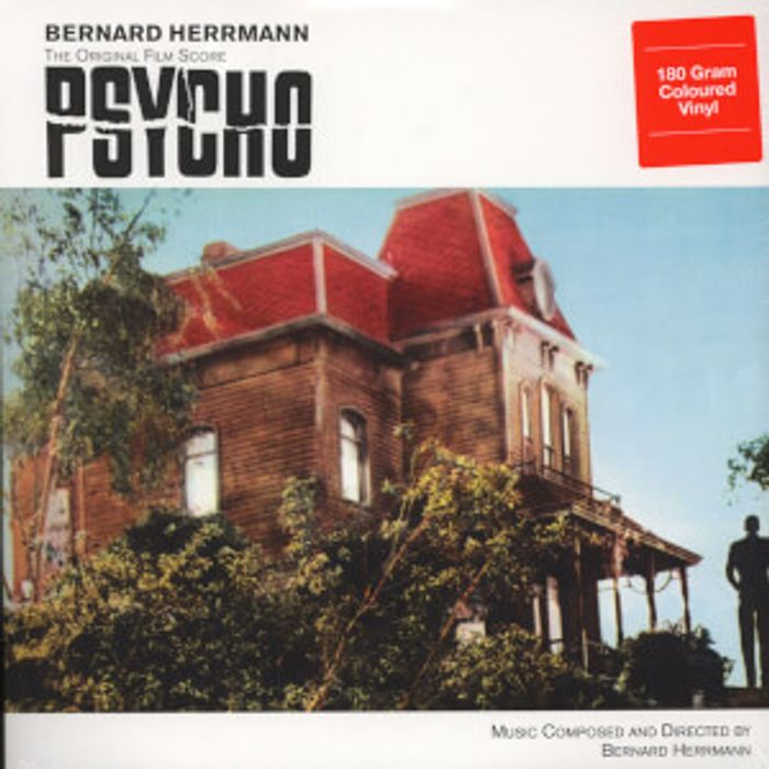 Psycho Original Soundtrack Red Vinyl 163 12 99 At Zavvi