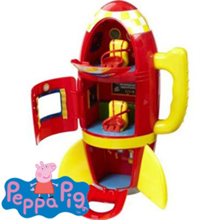 Peppa Pig's Spaceship