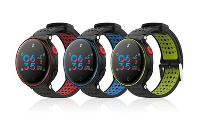 Cheap Activ8 Activity Tracker with Heart Rate Sensor, reduced by £53.99!