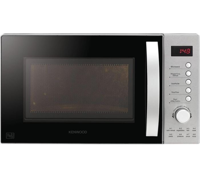 CHEAP! KENWOOD Solo Microwave Stainless Steel Down To £59.99 Delivered