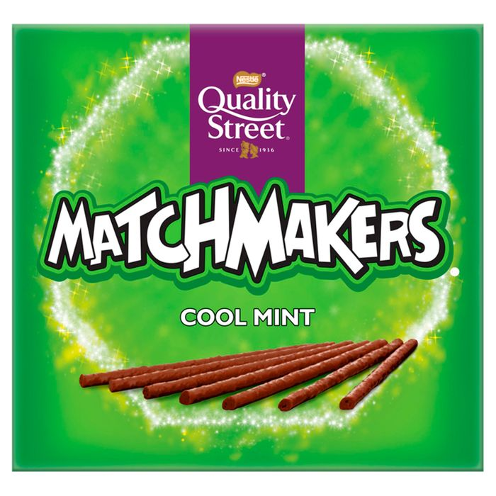 Quality Street Mint Matchmakers 120G HALF PRICE
