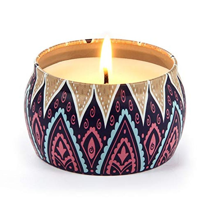 Lavender Scented Candle - Just £5.99